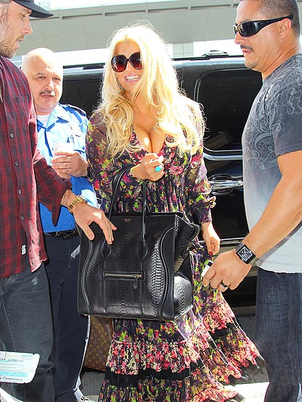 GET ON BOARD photo | Jessica Simpson