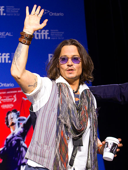 UP HIGH! photo | Johnny Depp