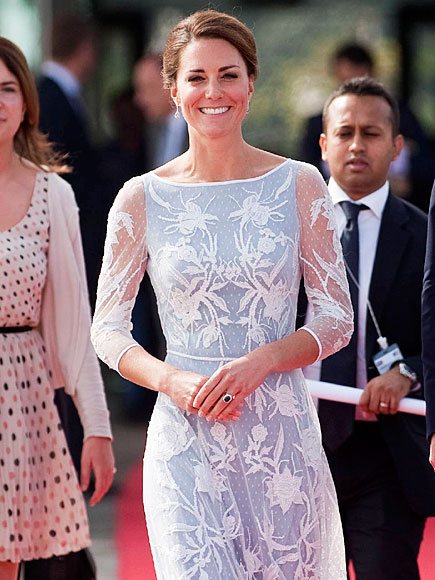 CHEERY DISPOSITION photo | Kate Middleton