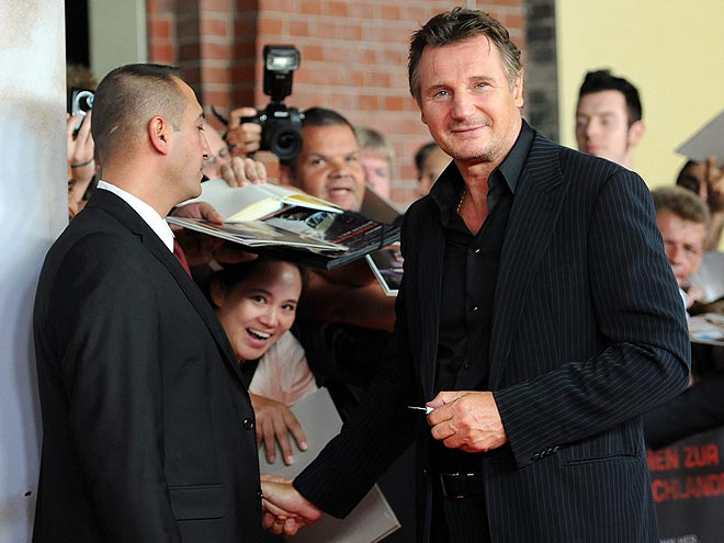 TAKE TWO photo | Liam Neeson