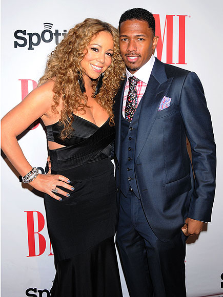 SPOUSAL SUPPORT photo | Mariah Carey, Nick Cannon