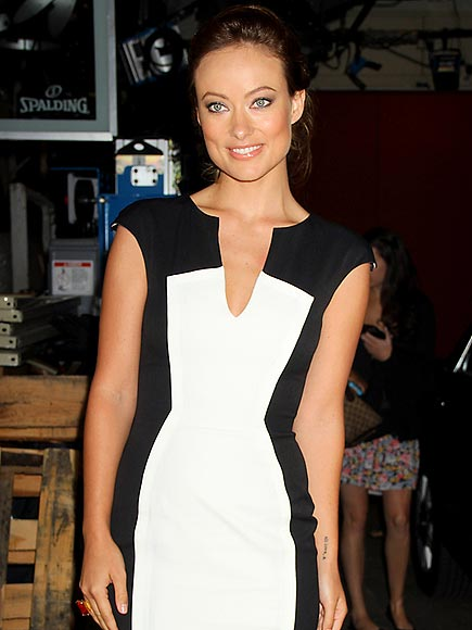 HIGH CONTRAST photo | Olivia Wilde