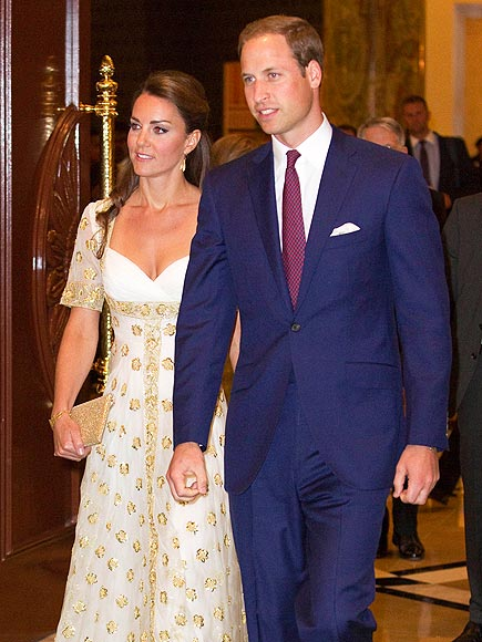 GOLDEN GIRL photo | Kate Middleton, Prince William