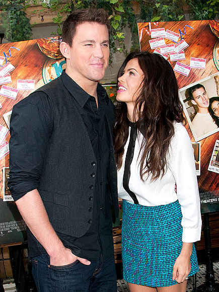 LOOK OF LOVE photo | Channing Tatum, Jenna Dewan