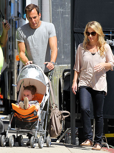 BACK TO BUSINESS photo | Christina Applegate, Will Arnett