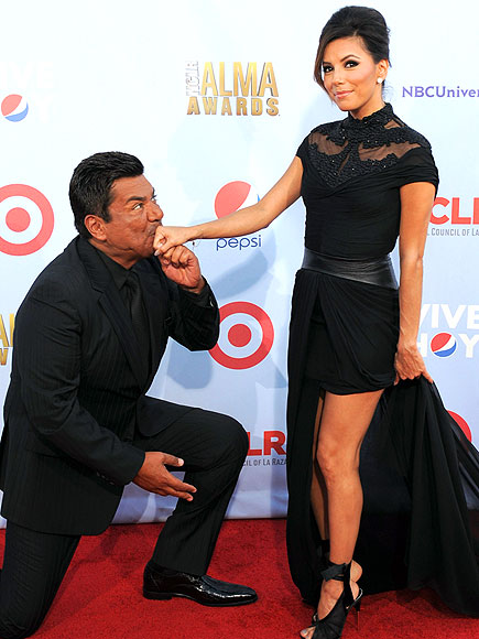 KISS OF APPROVAL photo | Eva Longoria, George Lopez
