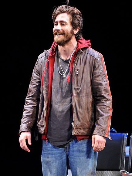 MANE ATTRACTION photo   Jake Gyllenhaal