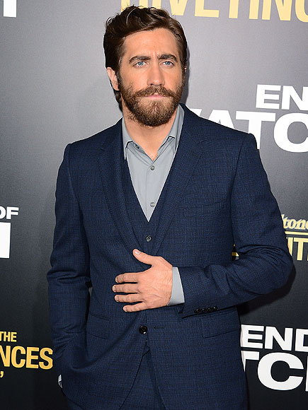 SUIT YOURSELF photo | Jake Gyllenhaal