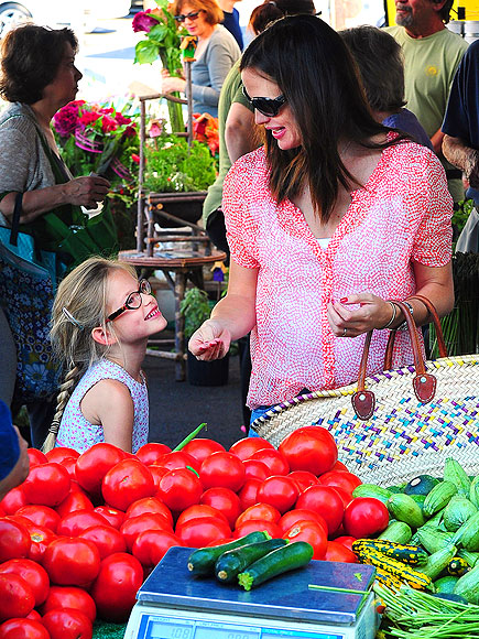 VEGGIE TALES photo | Jennifer Garner