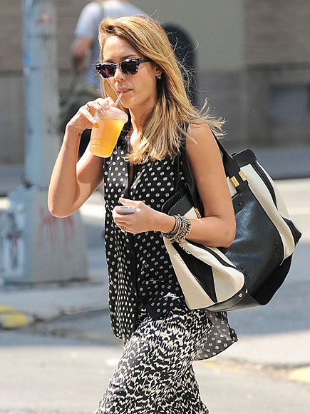 BIG GULP photo | Jessica Alba