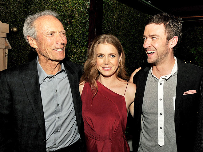BIG 'TROUBLE' photo | Amy Adams, Clint Eastwood, Justin Timberlake