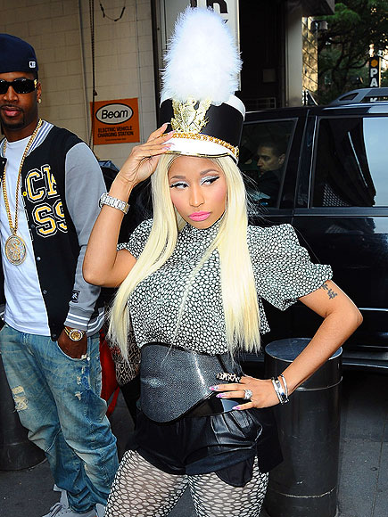 JUDGE OF CHARACTER photo | Nicki Minaj
