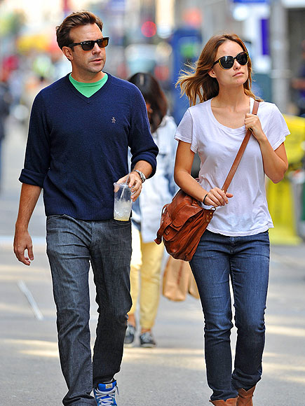 TWO STEP photo | Jason Sudeikis, Olivia Wilde
