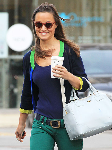 CARDI PIECES photo | Pippa Middleton