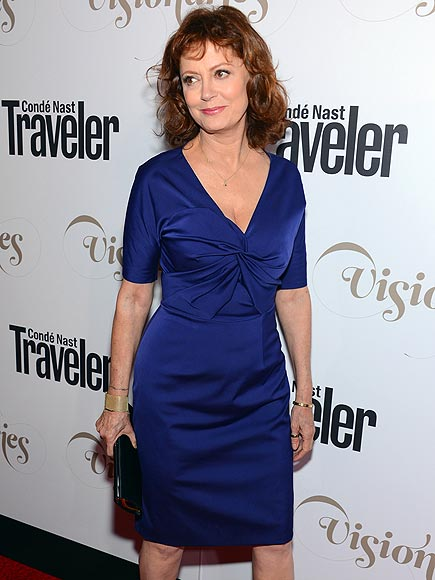 SIGHT TO SEE photo | Susan Sarandon