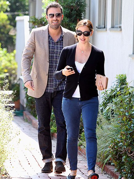 LOVERS' LANE photo | Ben Affleck, Jennifer Garner