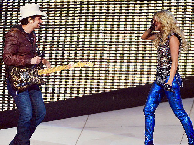 COVER SONG photo | Brad Paisley, Carrie Underwood