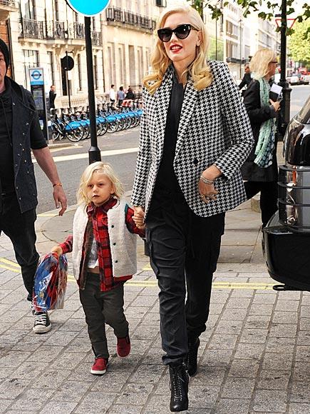 FOX & HOUNDSTOOTH photo | Gwen Stefani