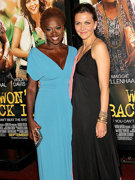 TWO FOR TWO photo | Maggie Gyllenhaal, Viola Davis