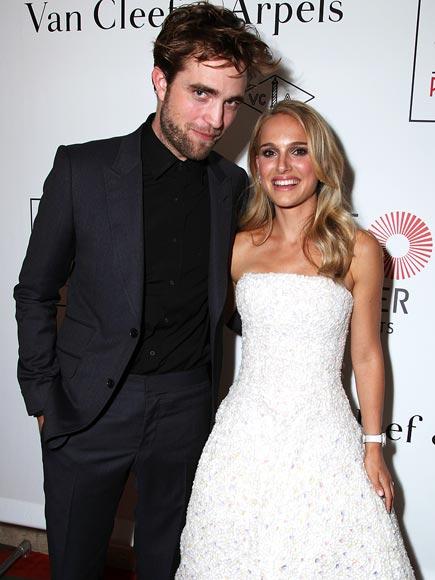 IN GOOD COMPANY photo | Natalie Portman, Robert Pattinson