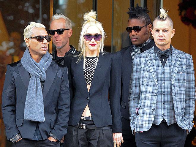 BLAZER GLORY photo | Gwen Stefani
