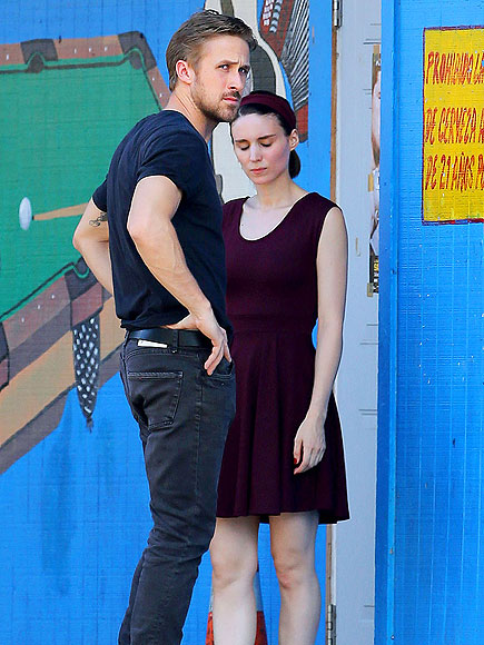 LONE STARS photo | Rooney Mara, Ryan Gosling