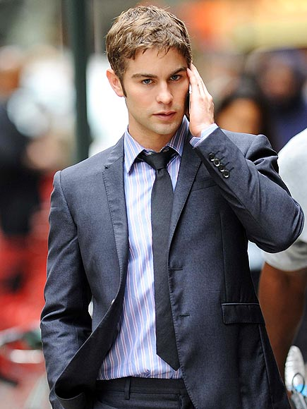 HOT PUR-&#39;SUIT&#39; photo | Chace Crawford