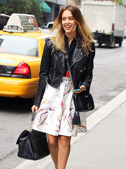 MIX & MATCH photo | Jessica Alba