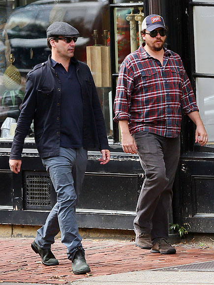 'EASTBOUND' ON MADISON photo | Jon Hamm