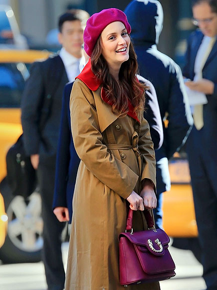 BERRY PRETTY photo | Leighton Meester