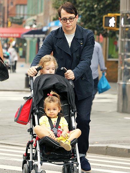 DADDY'S LITTLE GIRLS photo | Matthew Broderick