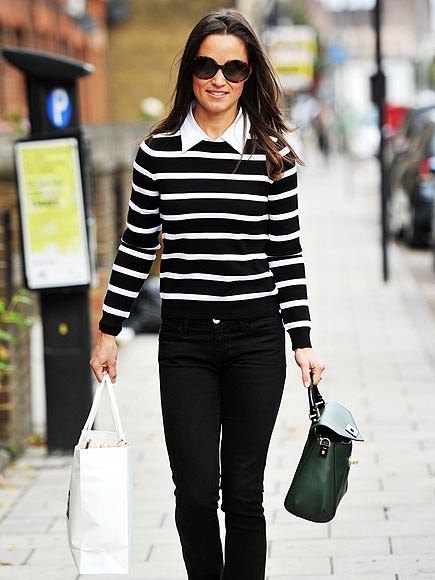 IN THE BAG photo | Pippa Middleton