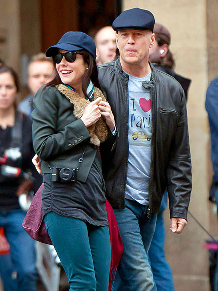 FRENCH CONNECTION photo | Bruce Willis, Mary-Louise Parker