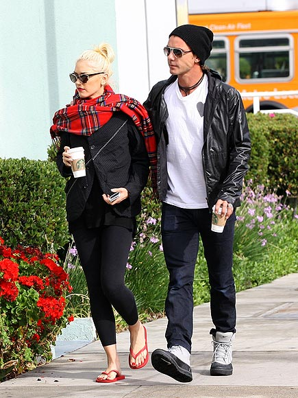 TWO-GETHER AGAIN photo | Gwen Stefani