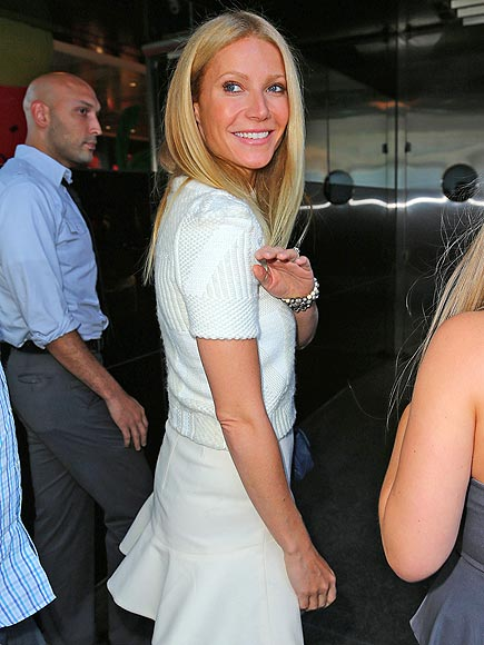 WHITE OUT photo | Gwyneth Paltrow