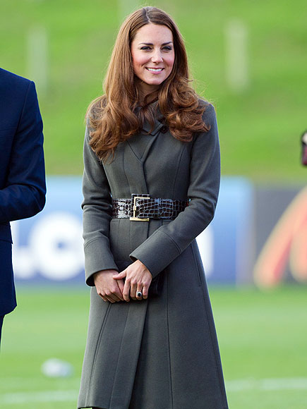 COAT CHECK photo | Kate Middleton