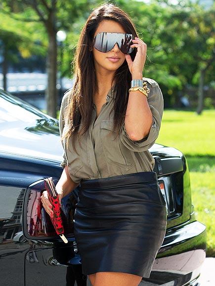 OH, EYE SEE YOU photo | Kim Kardashian