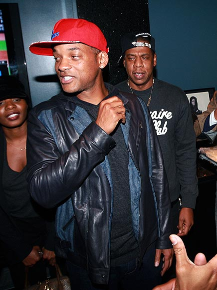 CAPS LOCK photo | Jay-Z, Will Smith