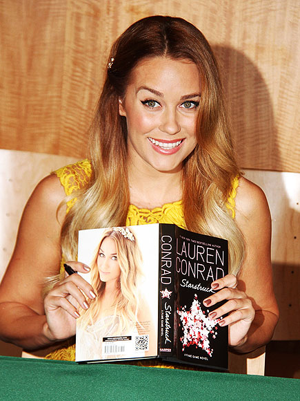 BOOK IT! photo | Lauren Conrad