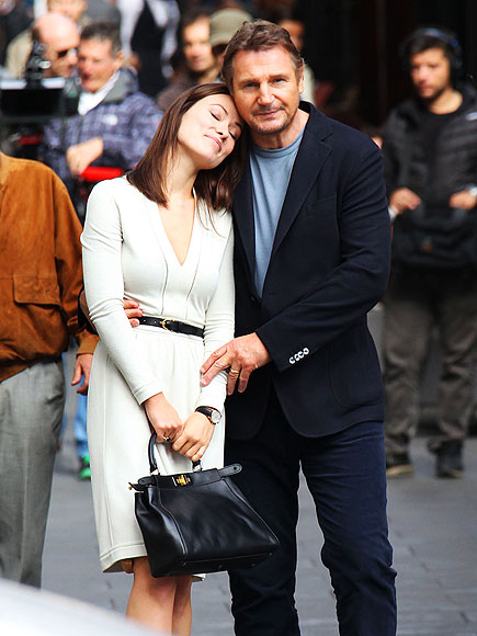 HEAD REST photo | Liam Neeson, Olivia Wilde