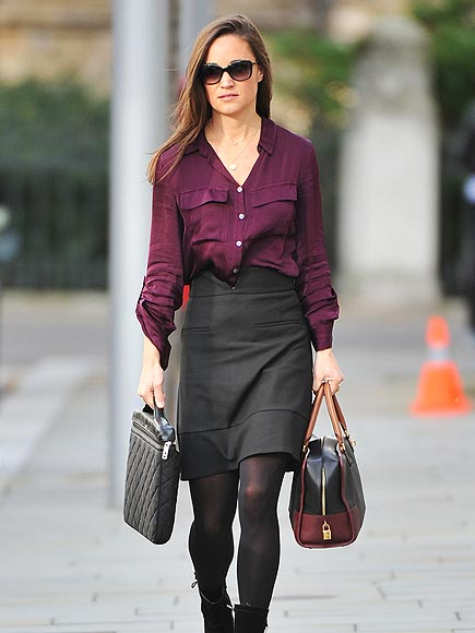 FALL IN LINE photo | Pippa Middleton