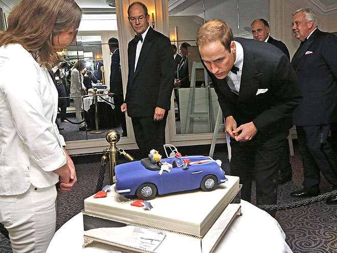 CAKE BOSS photo | Prince William