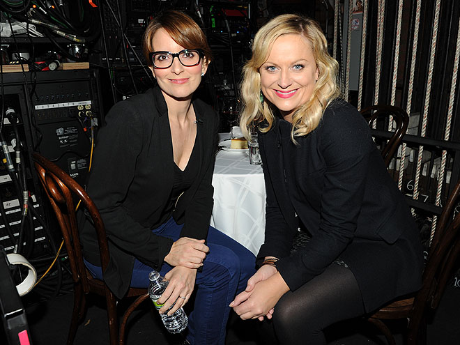 BIDDING BUDDIES photo | Amy Poehler, Tina Fey