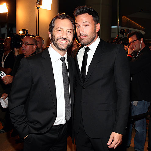 GUYS' NIGHT OUT photo | Ben Affleck, Judd Apatow