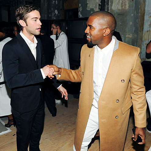SHAKE IT OFF photo | Chace Crawford, Kanye West