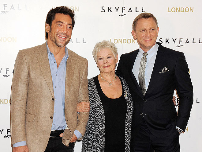 EYE SPY photo | Daniel Craig, Javier Bardem