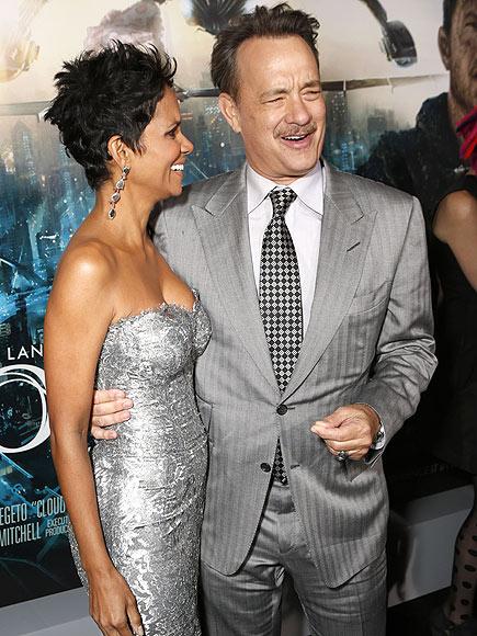 'CLOUD' NINE photo | Halle Berry, Tom Hanks