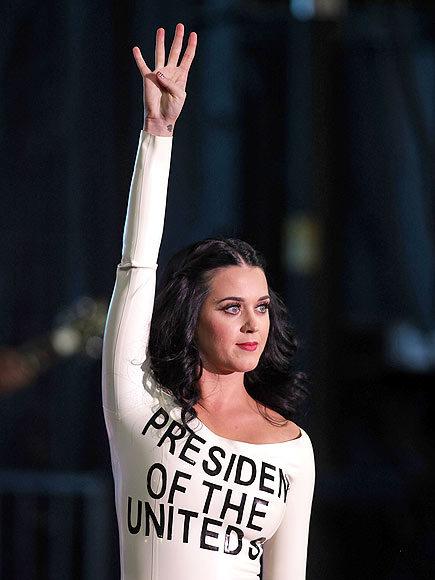 ON THE BALLOT photo | Katy Perry