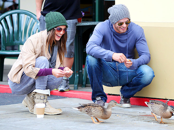 LOVE BIRDS photo | Kellan Lutz