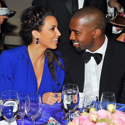 ANGEL EYES photo | Kanye West, Kim Kardashian